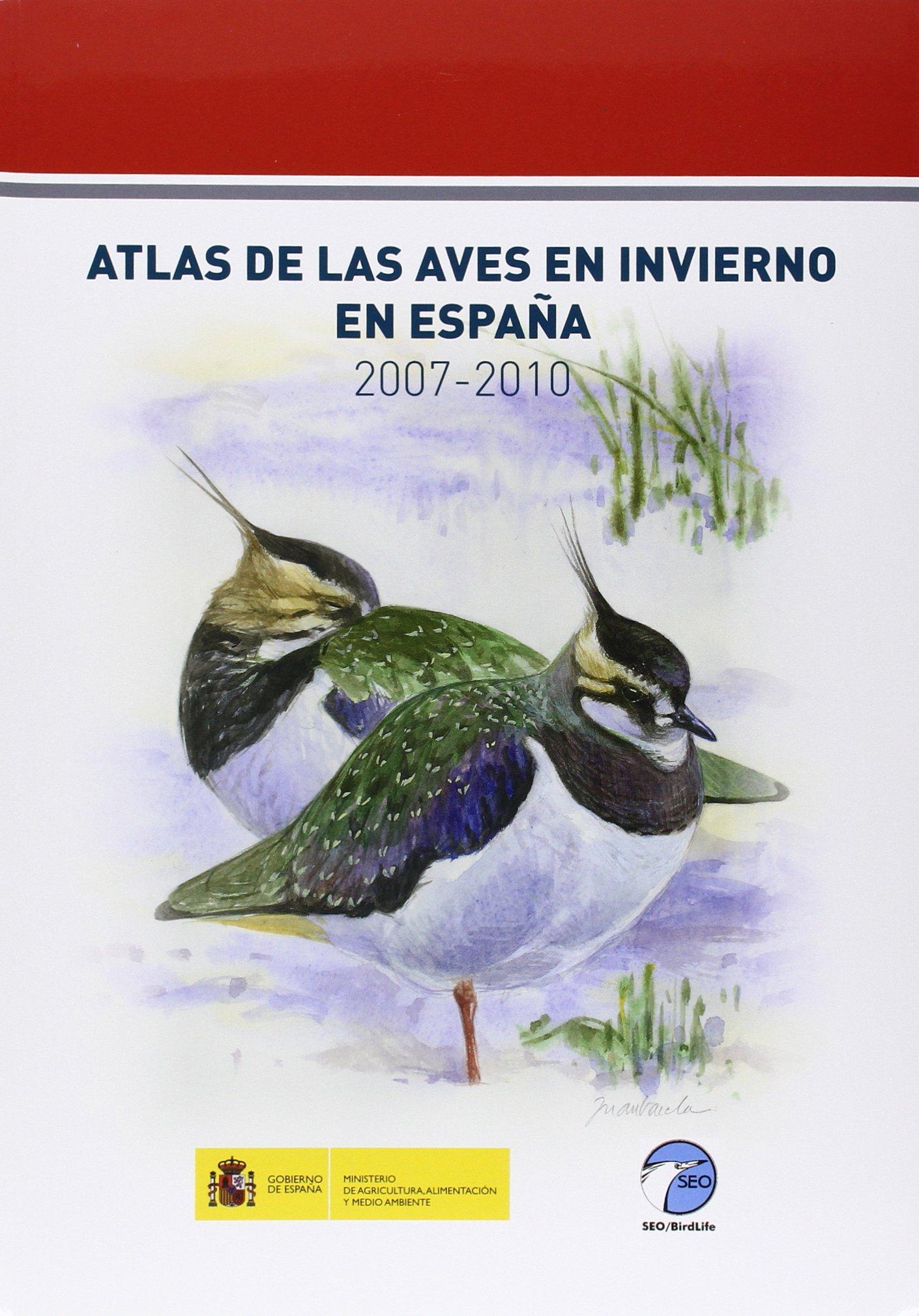 ATLAS DE LAS AVES EN INVIERNO EN ESPAÑA: Amazon.es: VV.AA.: Libros