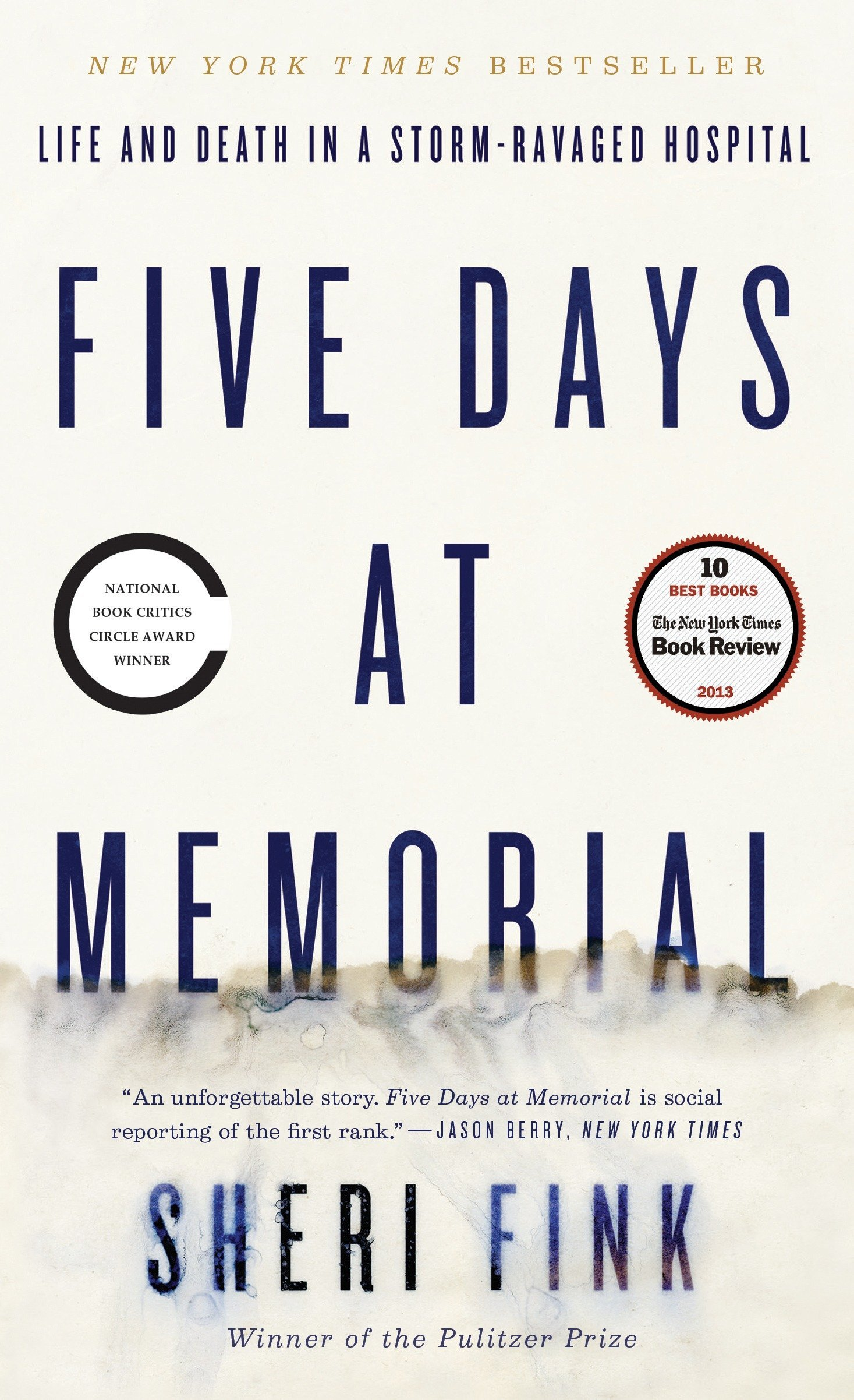 Five Days Memorial Storm Ravaged Hospital product image