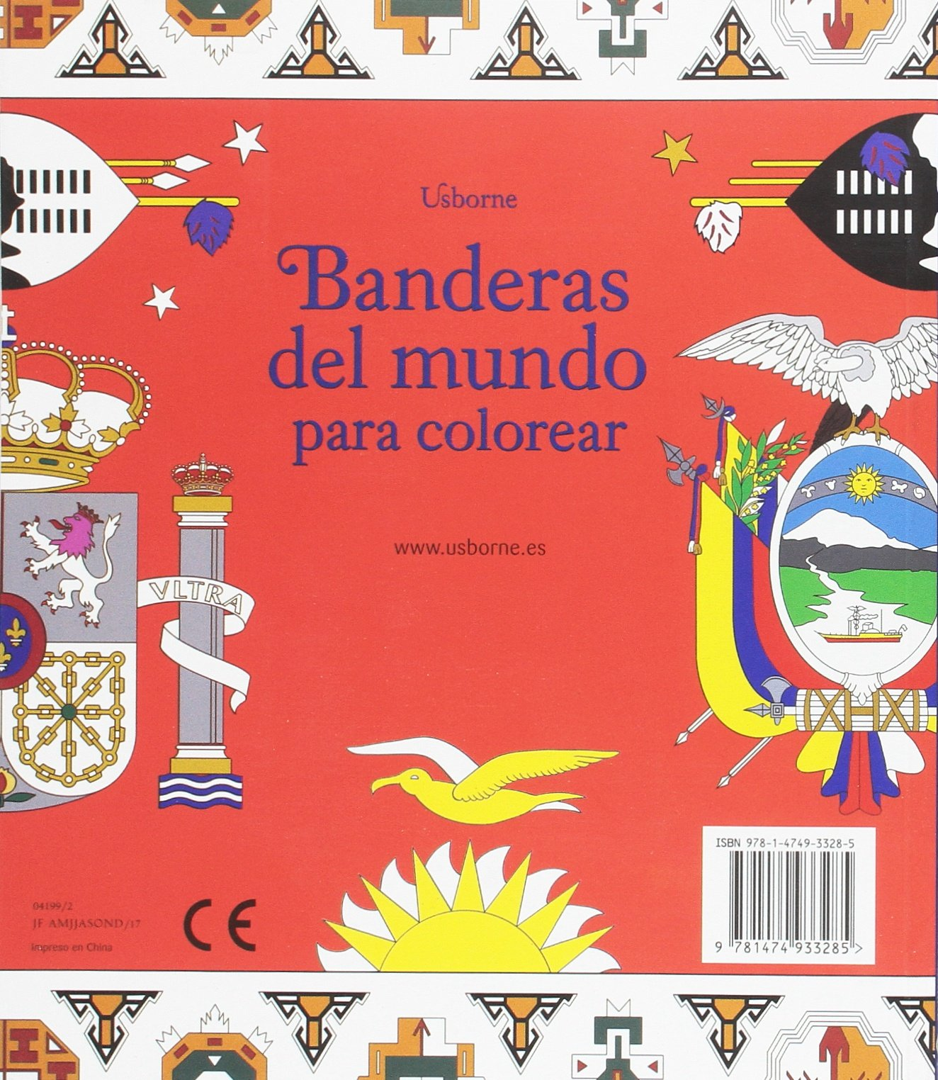 Banderas del mundo para colorear: Amazon.es: Susan Meredith: Libros