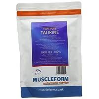 Muscleform 500 g Taurine