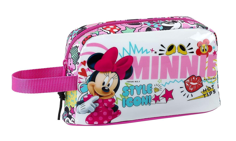 Safta Porta desayunos Oficial Termo Minnie Mouse