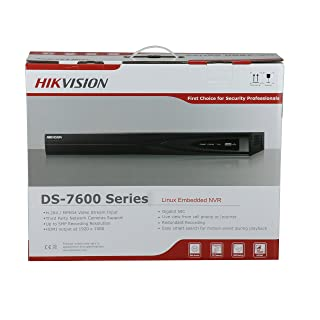 HIKVISION 16CH 16 Ports PoE DS-7616NI-E2/16P NVR Network Video Recorder