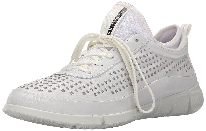 ECCO Women's Intrinsic Sneaker Fashion Sneaker B0113PE15K 42 EU/11-11.5 M US|White/White