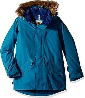 8a0ac8e47 Amazon.com   Burton Aubrey Parka Snowboard Jacket Girls   Clothing