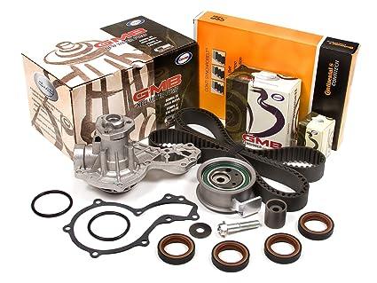 Amazon.com: Evergreen TBK317CWP Fits 98-00 Volkswagen Passat Audi A4 Quattro TURBO 1.8L Timing Belt Kit GMB Water Pump: Automotive
