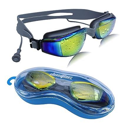 691d30414d2 Amazon.com   Dostar Adults Swim Goggles