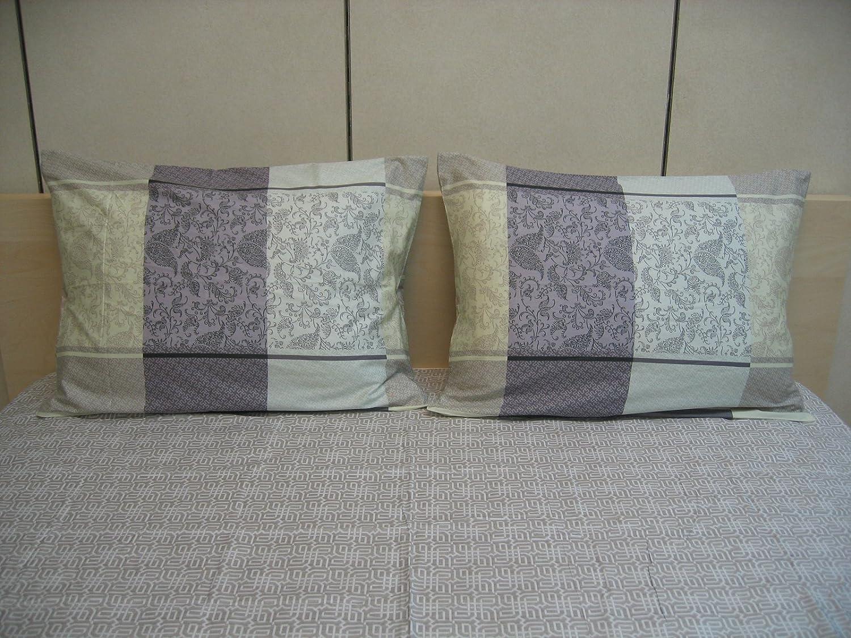 4-Piece Paisley Cotton Sheet Set, Queen