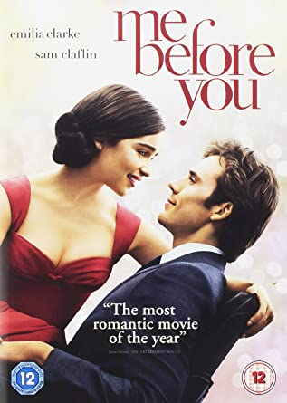 6f5aeba1469 Me Before You Includes Digital Download DVD 2016  Amazon.co.uk  Sam ...