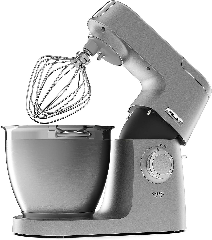 Kenwood KVL6320S Robot de cocina, accesorios de acero inoxidable ...
