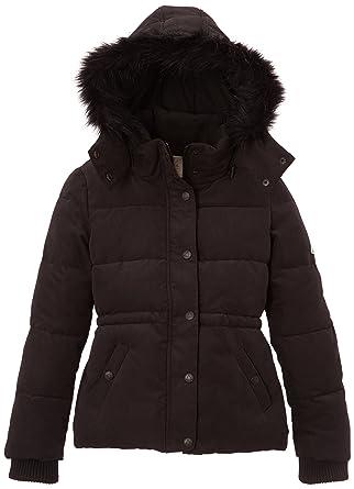 Manteau noir fille 4 ans