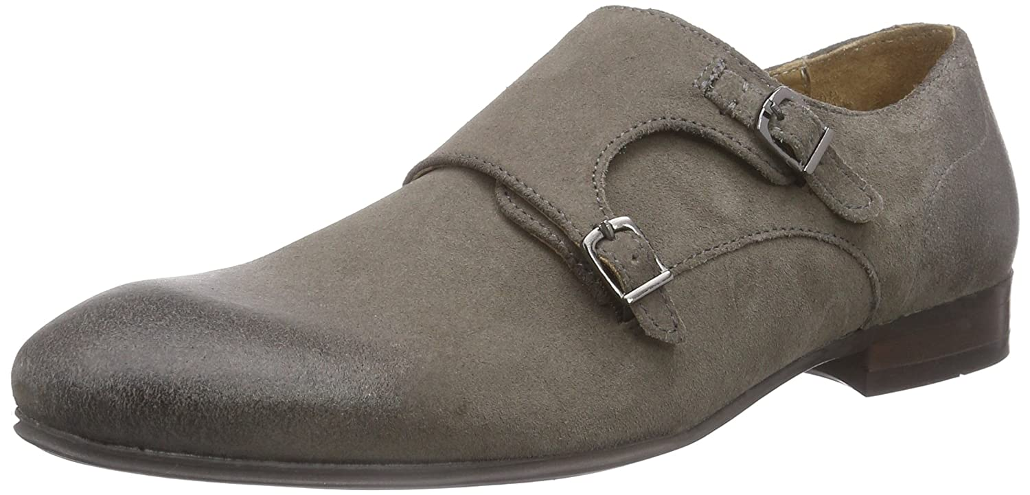 TALLA 42 EU. Hudson London Costello, Zapatos de Cordones Derby para Hombre