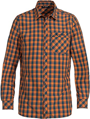 VAUDE Heimer Long Sleeve III Camisa Hombre
