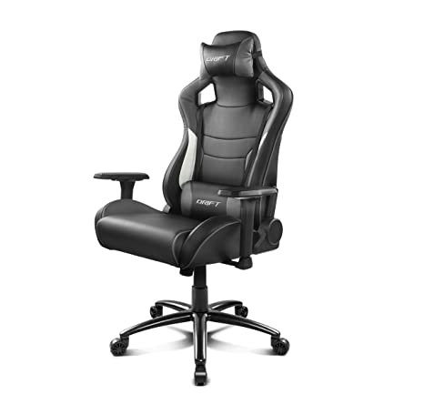Amazon.com: Drift dr400bgy Gaming Chair – Black and Grey ...