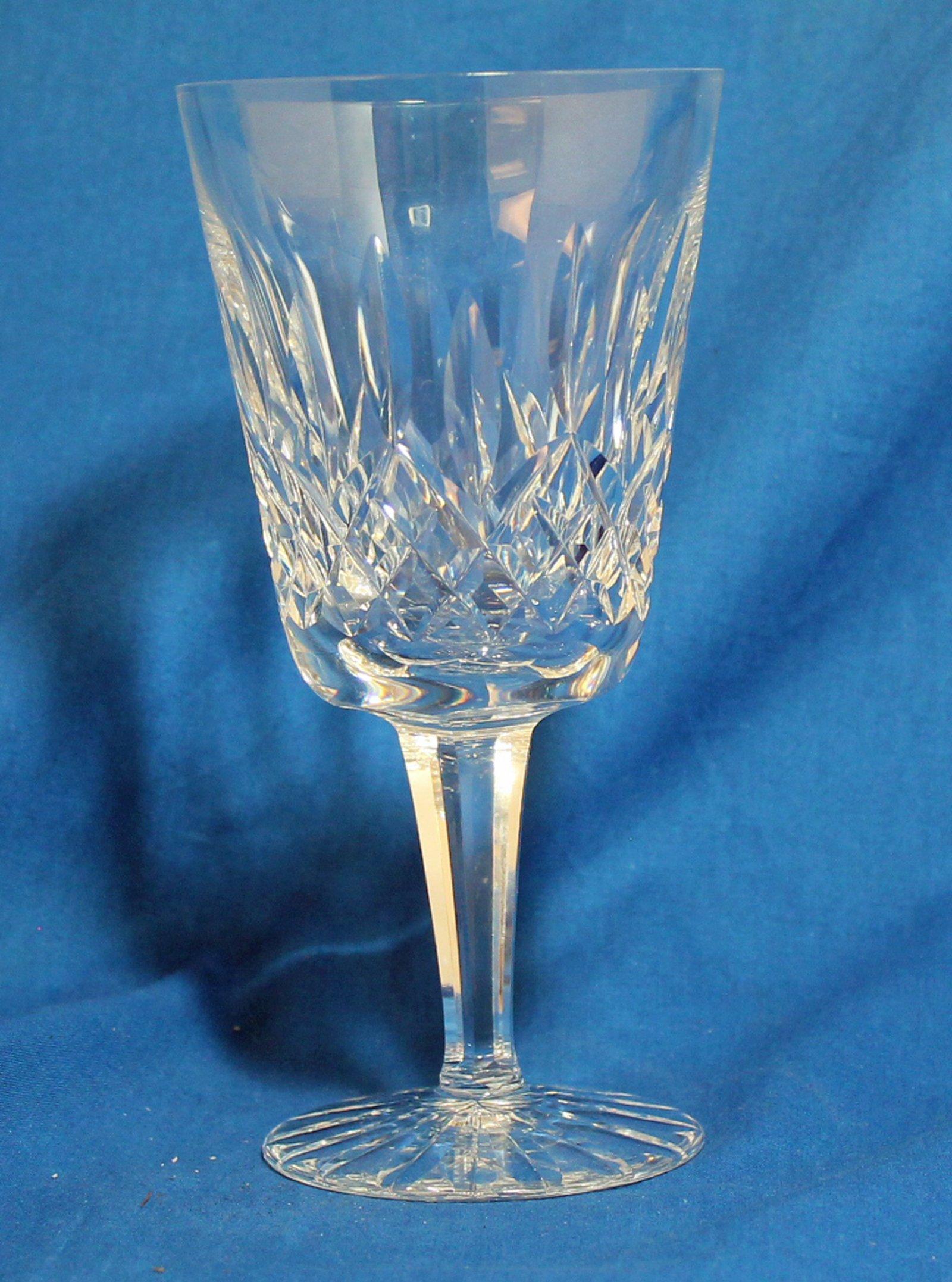 Waterford Crystal Lismore Water Goblet, 6.7'' 8 oz