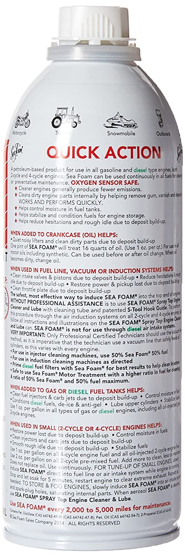 Amazon Sea Foam Sf 16 Motor Treatment 16 Oz Automotive