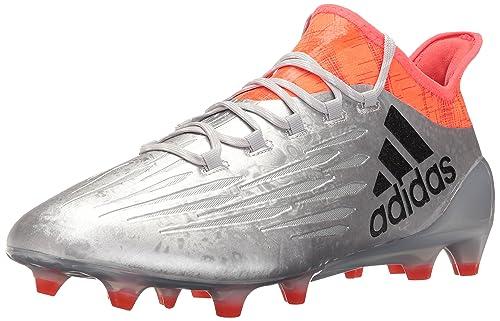909d43cf3 Adidas Men s X 16.1 FG Soccer Cleats Silver  Amazon.ca  Shoes   Handbags