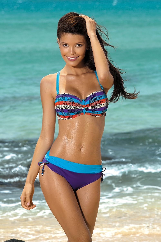 Feba Figurformender Damen Bikini S2L2N1 B00T4H666C Bikini-Sets Leitende Leitende Leitende Mode dd8e2b