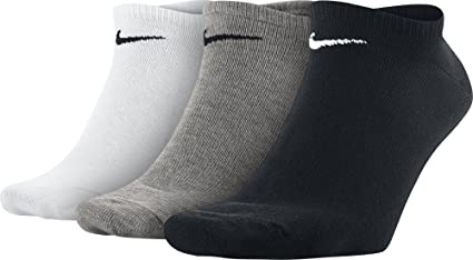 Nike Sport No Show Hombres - Calcetines de Tenis (3 Unidades)