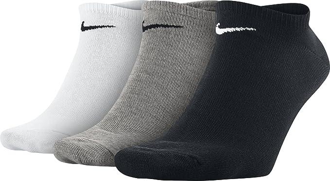 Nike 3ppk Socks, Hombre
