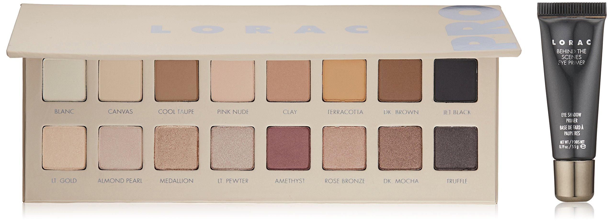 Lorac Eye Shadow Pro Palette 3 Luxury Beauty Lt Naturally Glam