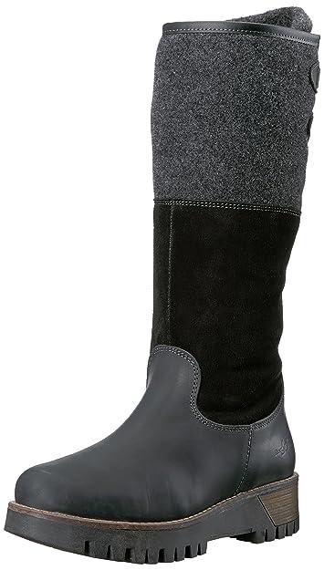 a27c38d9159 Women s Ginger Snow Boot Black Cromagnum Oil Suede 36 EU