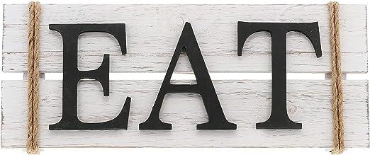 Amazon.com: Barnyard Designs – Letrero rústico de madera ...