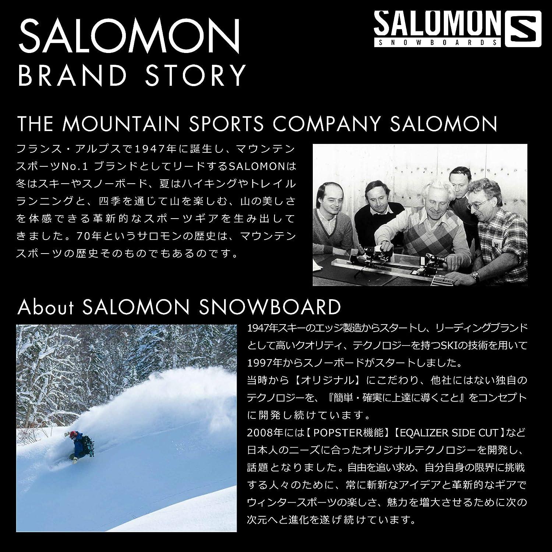 Salomon Snowboards Faction Snowboard Boot Mens