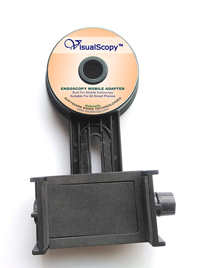 VisualScopy - Endoscopy Mobile Adapter For ENT