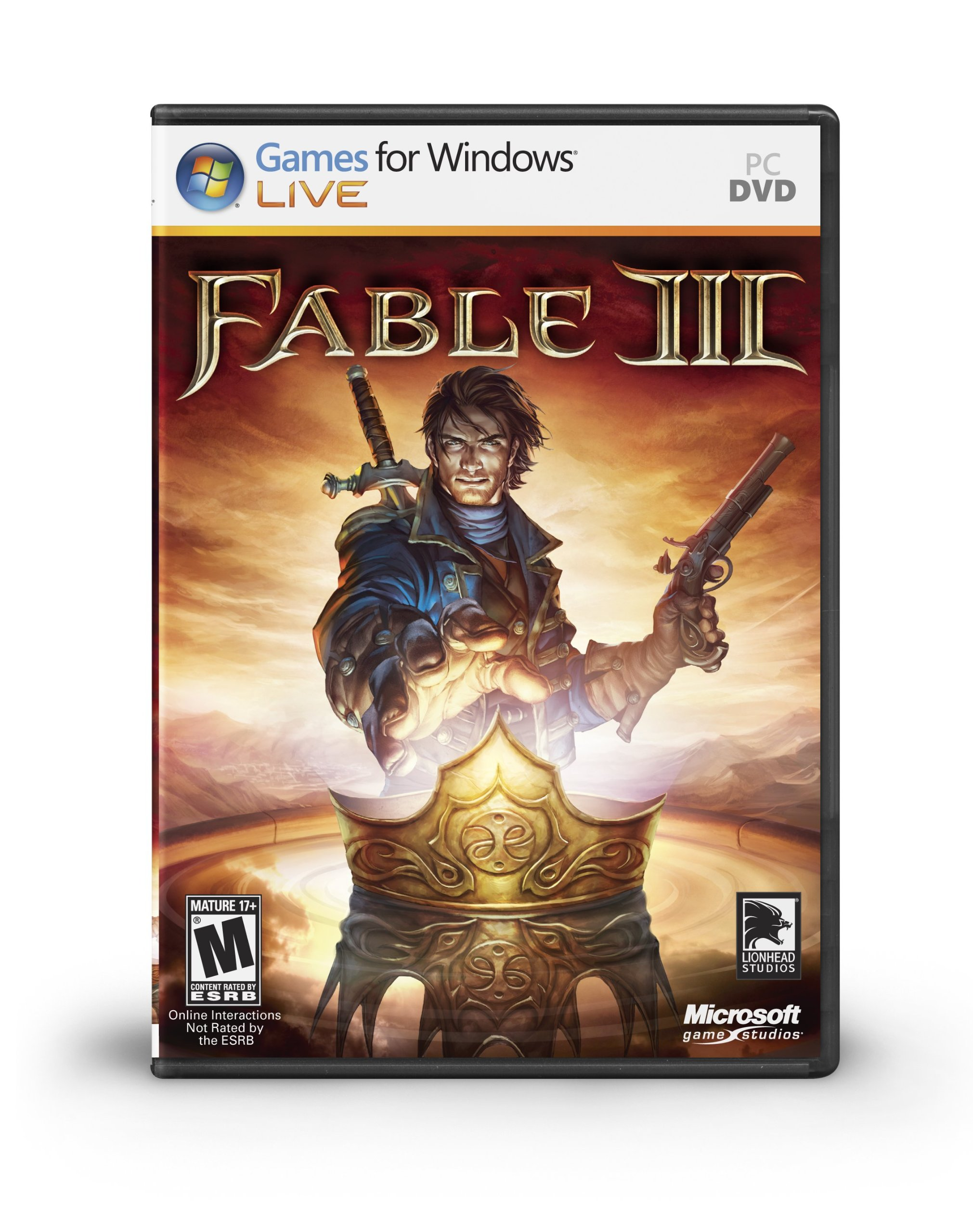 Fable III [Online Game Code] by Microsoft