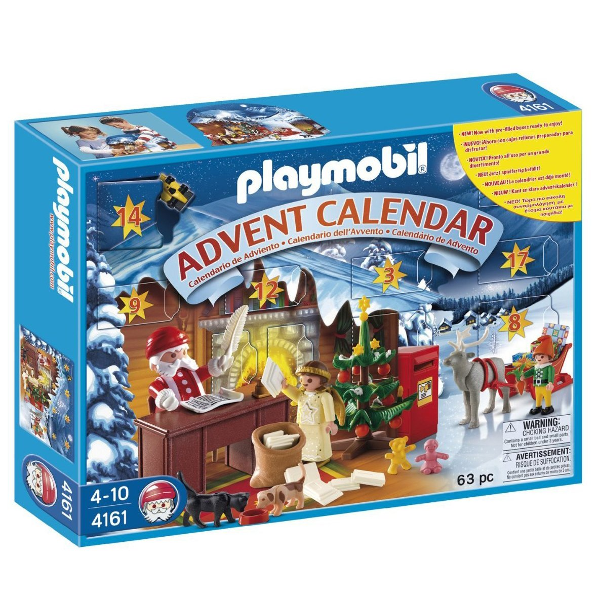 Playmobil 4161 Advent Calendar Christmas Post Office