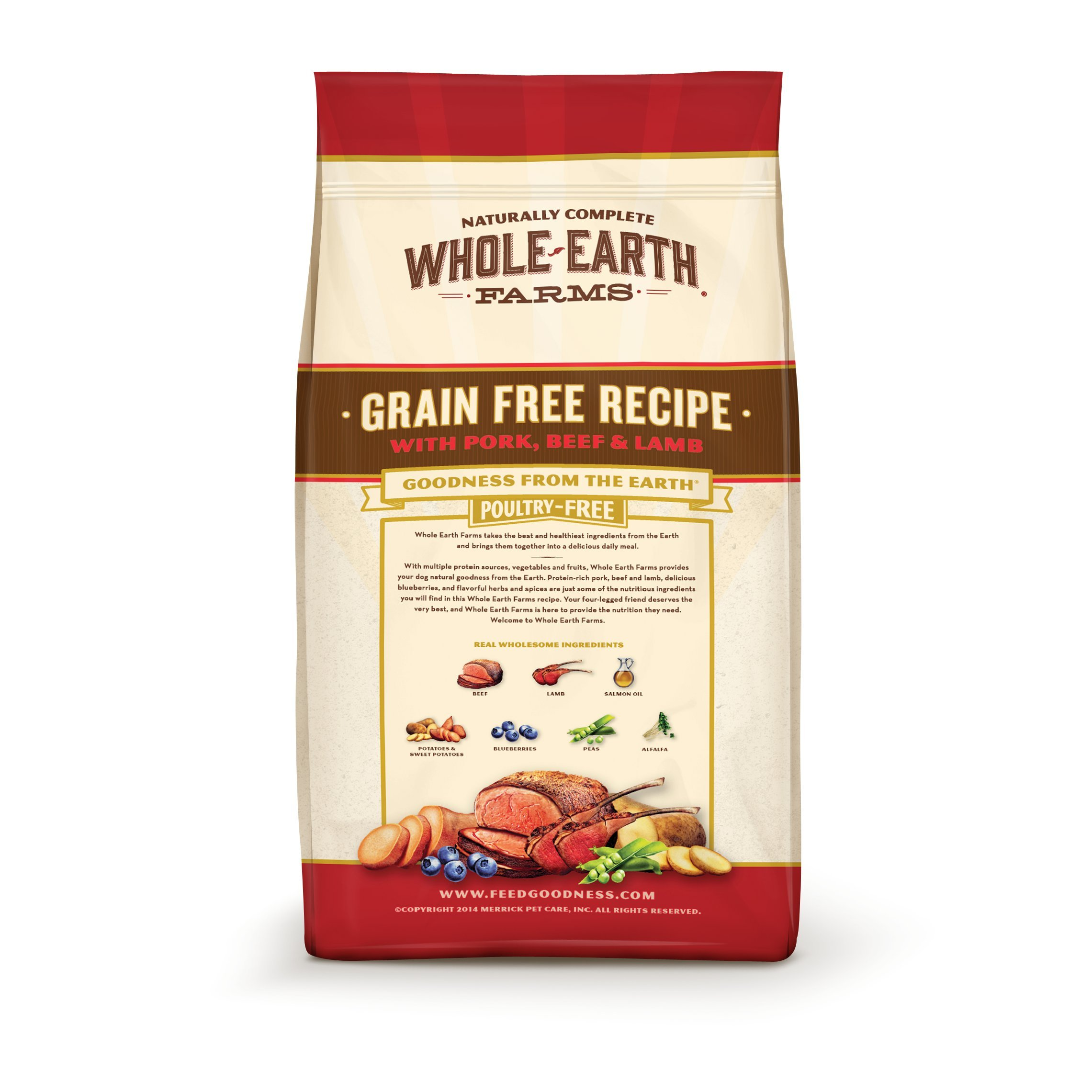 Earth Options Pet Food