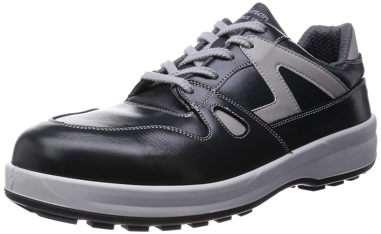 [シモン] 安全靴 短靴  8611 B00V81KFZU 24.0 cm|ダークグレー