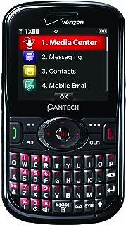 amazon com pantech caper 8035 post paid phone verizon wireless or rh amazon com Pantech Caper Drivers Pantech Verizon Prepaid Phones at All