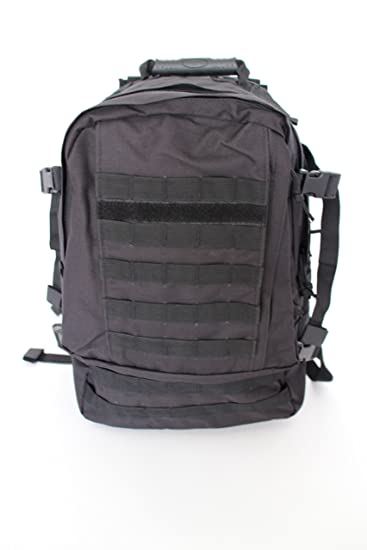 Amazon.com : Military Style 3 Day Travel Camping Hiking MOLLE ...