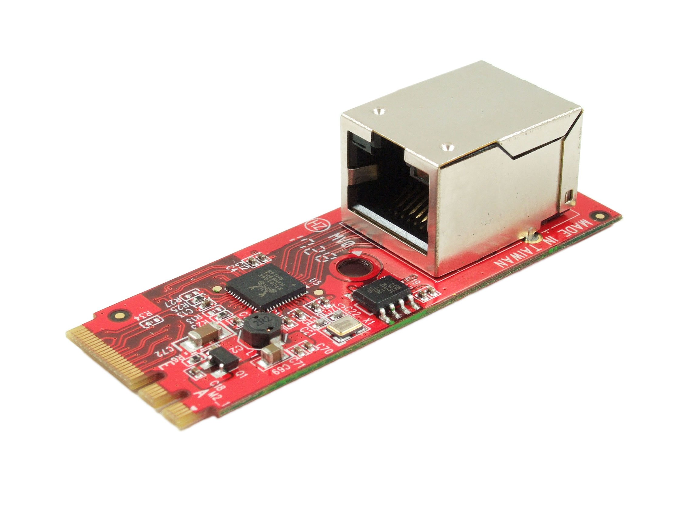 Network Cards Computers & Accessories GigaLAN 1000BASE-T PCIe x1 M ...