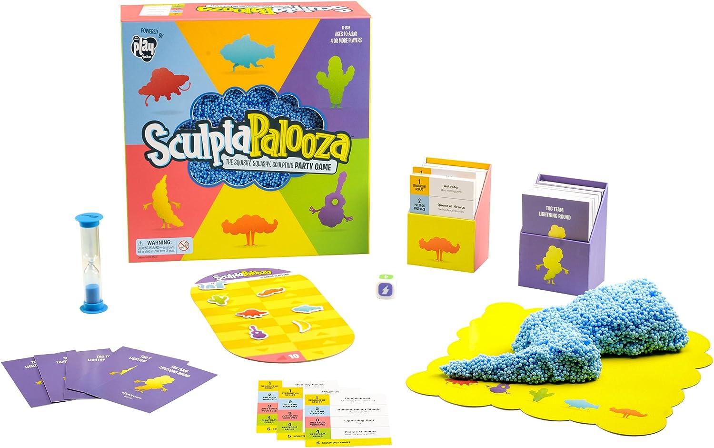Learning Resources- Sculptapalooza, Color (EI-1936): Amazon.es: Juguetes y juegos