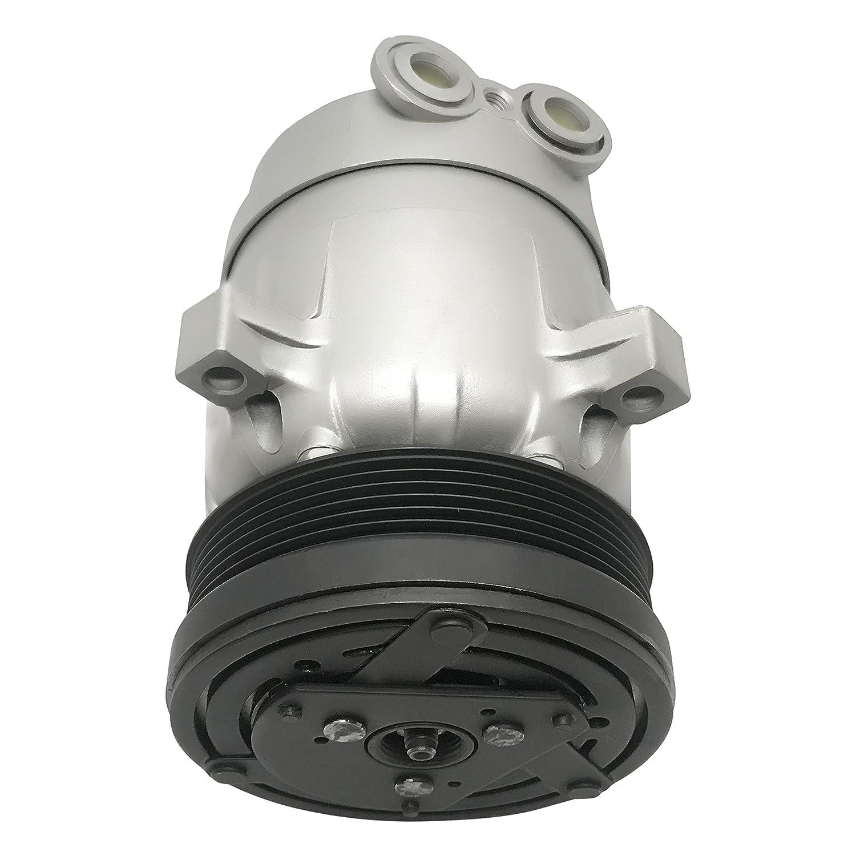 RYC Remanufactured AC Compressor and A//C Clutch IG272