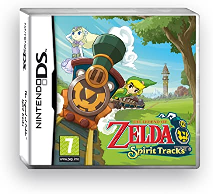 The legend of Zelda: Spirit Tracks: Amazon.es: Videojuegos