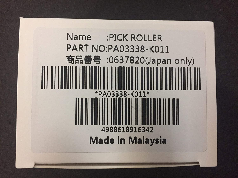 B00OGTX8XW Fujitsu Pickup Roller, PA03338-K011 81N1BUJdCZL.SL1500_