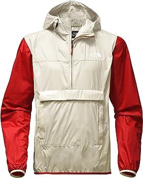 The North Face Men's Fanorak Colorblock Water-Repellent Pullover (XL/2XL)