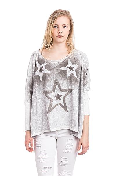 Abbino 5569-1 Camisa Blusa Top para Müjer 4 Colores - Verano Otoño Invierno Mujeres