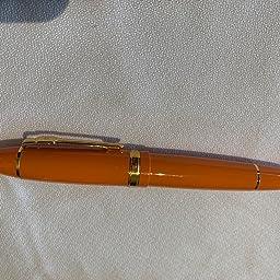 Zoohot Jinhao 159 Pluma estilográfica Guarnición negra del oro de la laca (oro): Amazon.es: Oficina y papelería