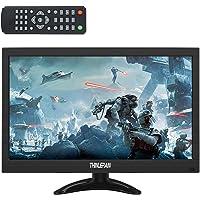 13.3 inch Mini Monitor Small PC Monitor HDMI Monitor 1366x768 LED Display Support HDMI VGA AV BNC TV USB Intput for…