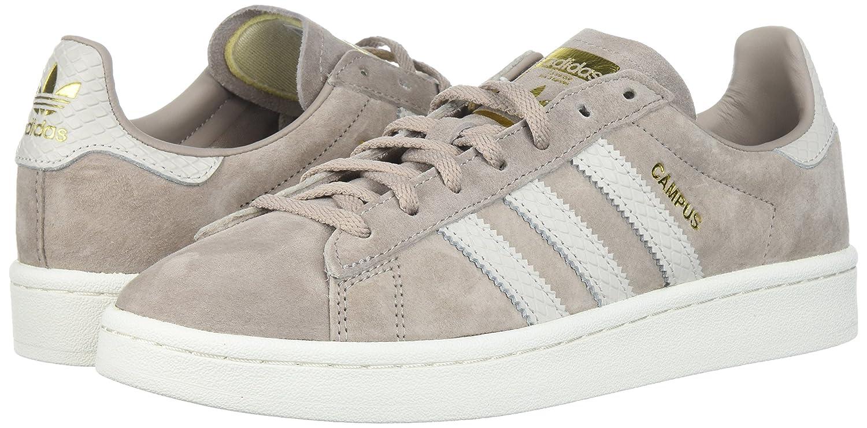 adidas Originals B06XPQK1QN Women's Campus W Sneaker B06XPQK1QN Originals 8.5 B(M) US Vapour Grey/Pearl Greywhite/Chalk White f21030