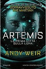 Artemis. La prima città sulla luna (Italian Edition) Kindle Edition