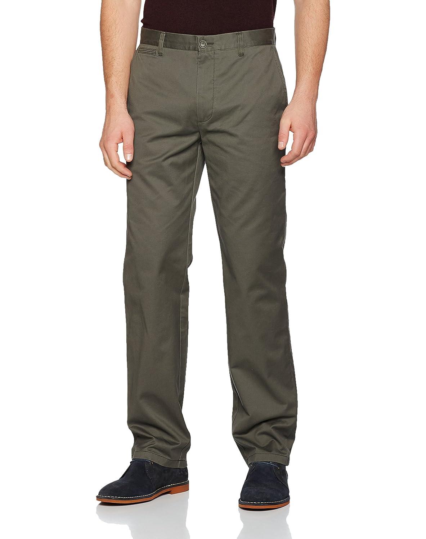 Dockers Clean Khaki Marina Slim-Twill Pantalones para Hombre