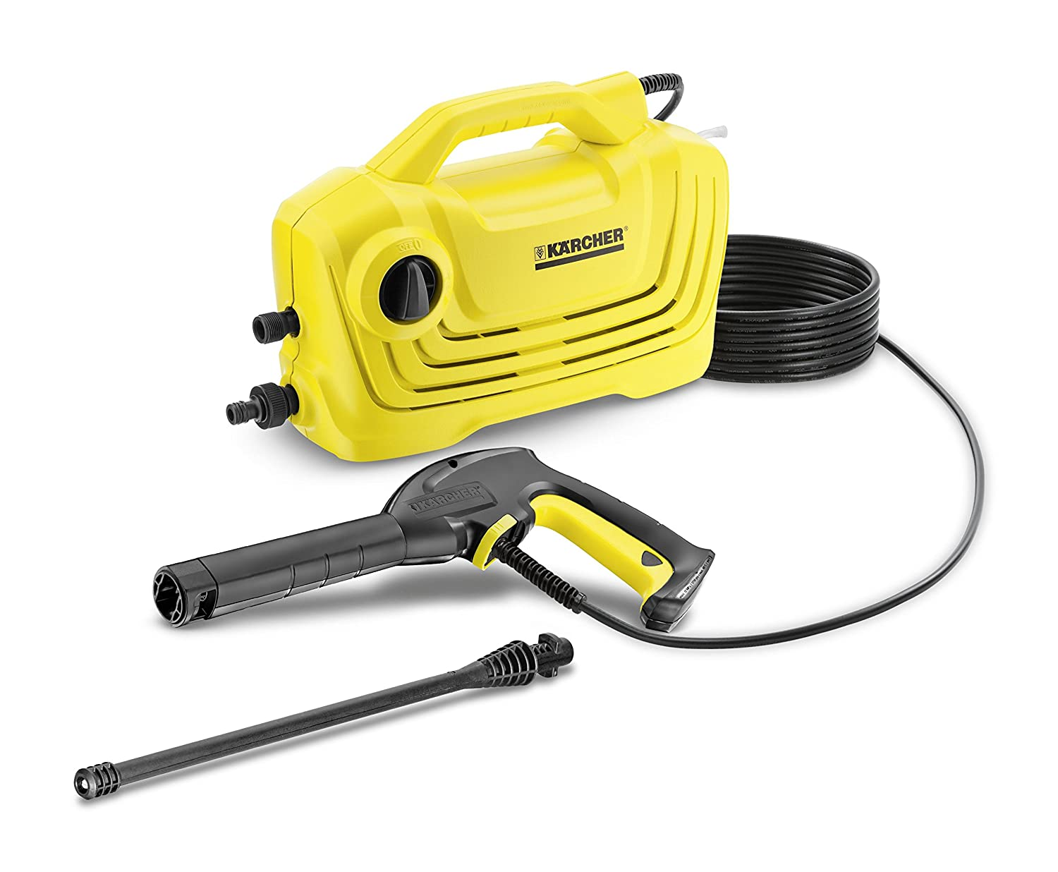 KARCHER(ケルヒャー) 高圧洗浄器 洗剤タンク付き ・ コンパクト K2クラシックプラス K2CP