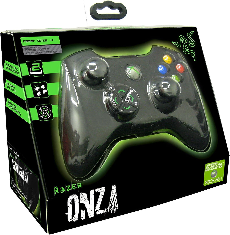 Razer Onza - Volante/mando (Gamepad, PC, Xbox, Atrás, D-pad, Start ...