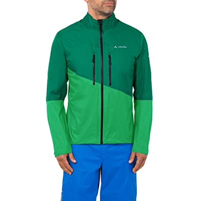 .com : VAUDE Men's Tremalzo Rain Jacket : Clothing