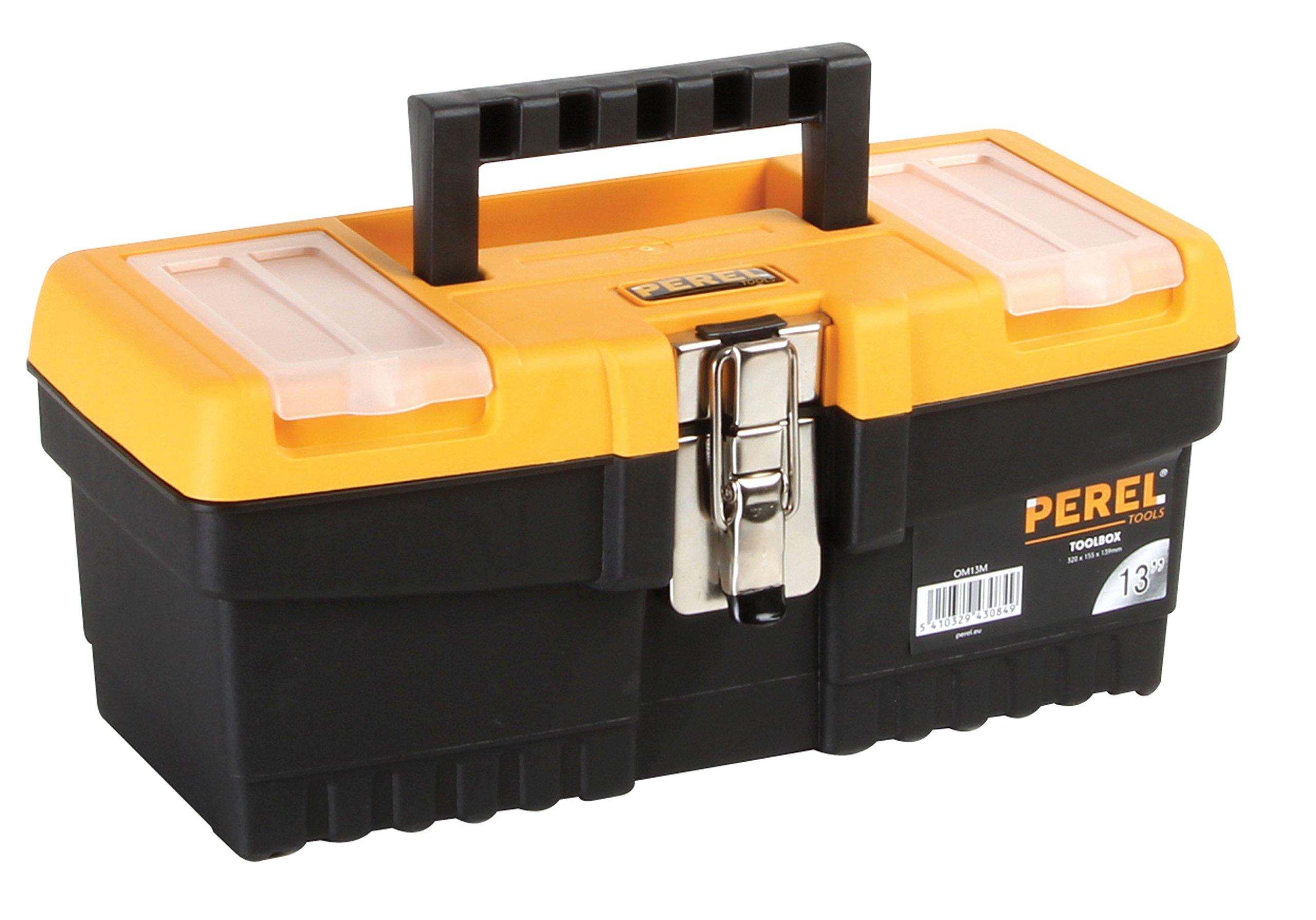 Mini Boite A Outil Rangement Pratique Caisse Vide Malette Plastique Bricolage Ebay